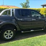 hilux full groom