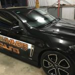 paint protection ute